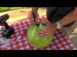 Jak udělat melounové smoothie